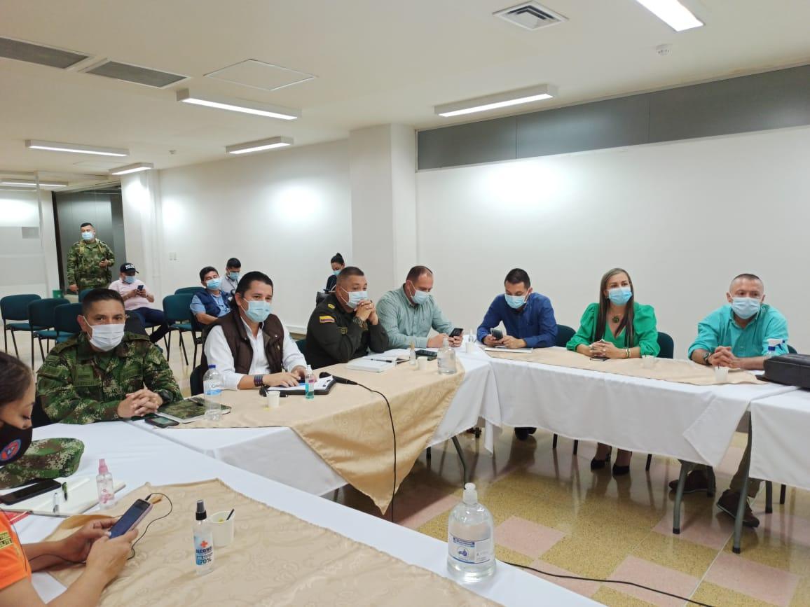 Alcaldía de Ibagué exigió aplicar acciones penales y judiciales a responsables de desmanes en la ciudad