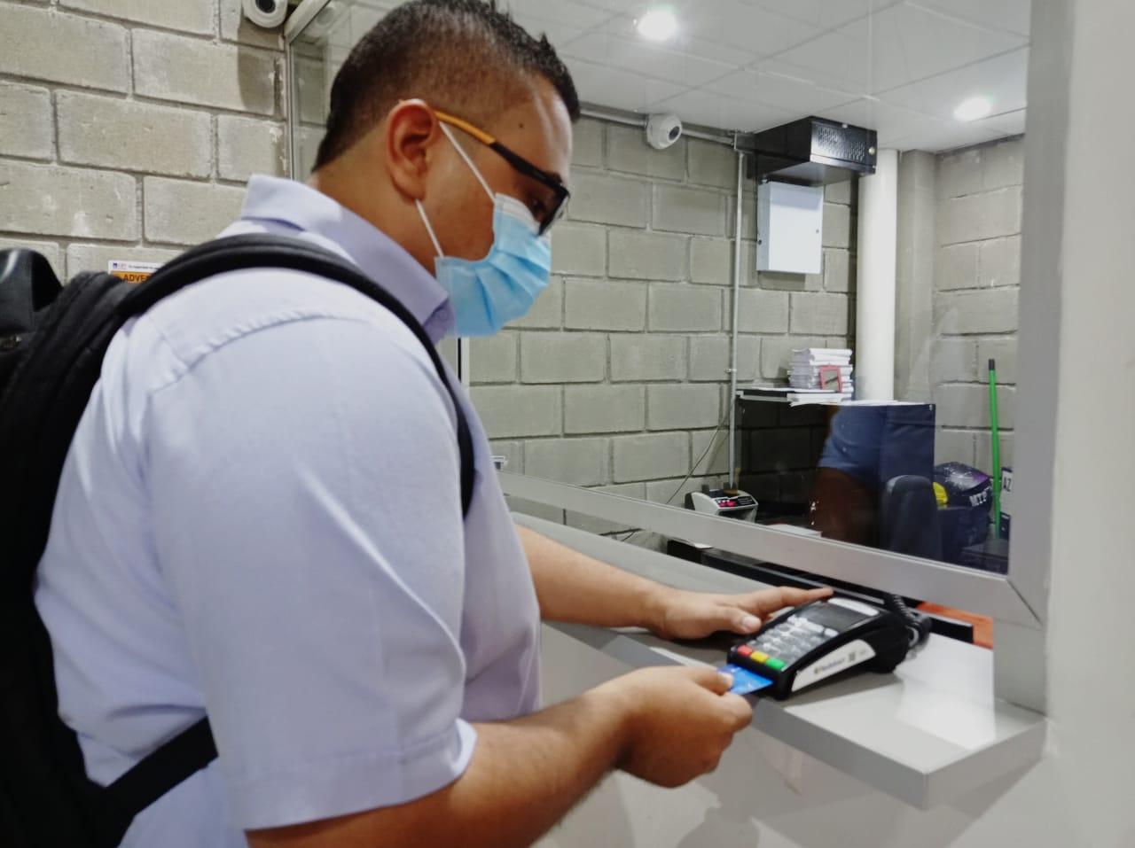 Trámites de movilidad ahora se podrán pagar con datáfono en Ibagué