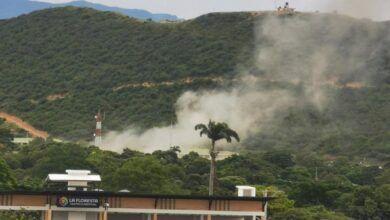 Fuerte explosión en batallón de Cúcuta