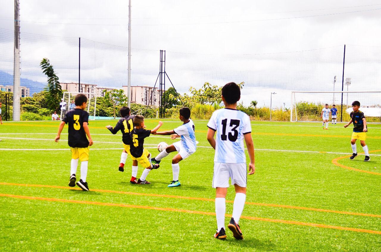 Conozca los equipos que disputarán semifinales del Festival Interbarrios de Fútbol 'Ibagué Vibra'