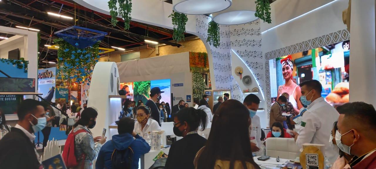 Se luce el Tolima en la Vitrina Turística Anato 2021