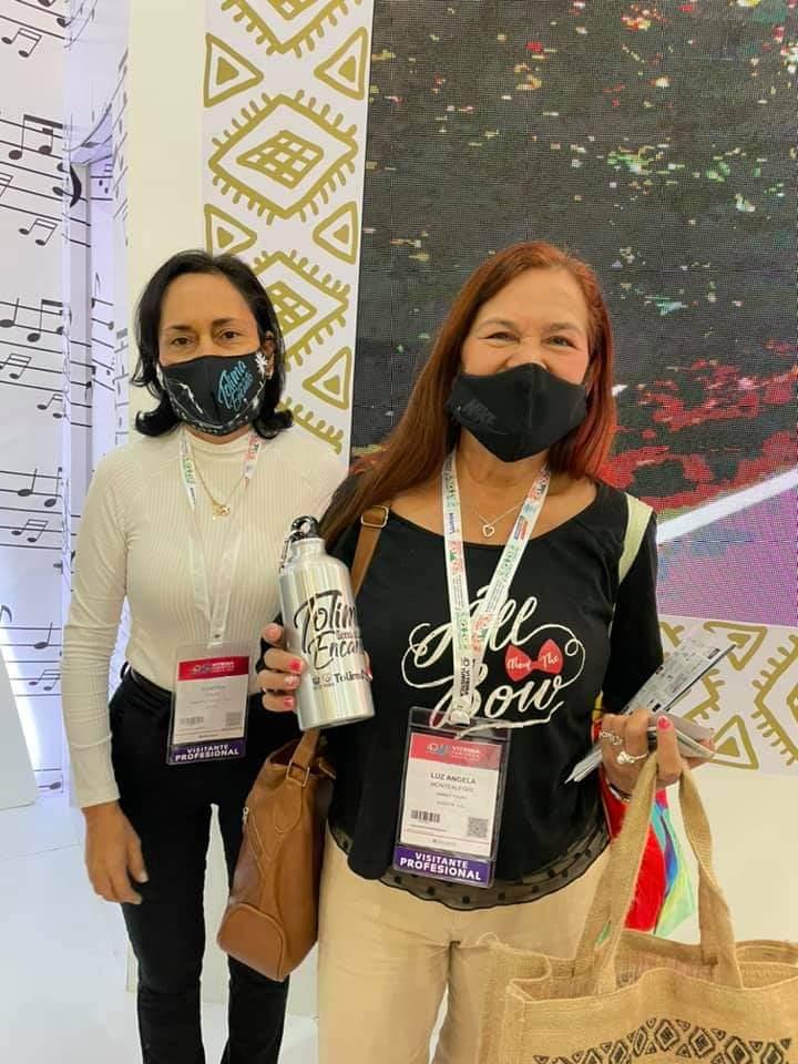 Negocios por $700 millones de pesos se concretaron en la Vitrina Turística de Anato 2021