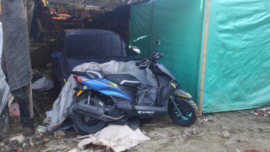 Autoridades recuperaron motocicleta avaluada en $6 millones