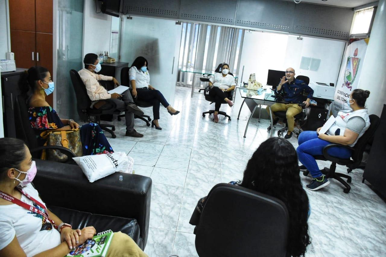 Grupo de reacción de Secresalud apoyará a hospitales a facturar servicios de vacunación