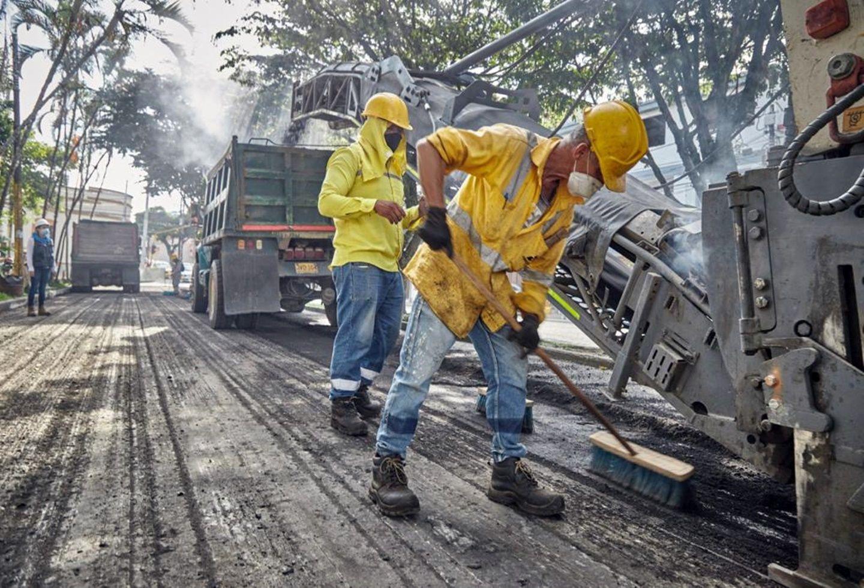 Personería Municipal de Ibagué logró que se inicie la rehabilitación y pavimentación de vías del barrio Limonar
