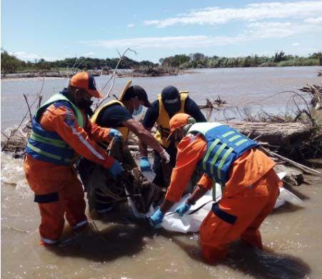 Hallaron el cadáver de hombre de 66 años de edad en el río Magdalena, en Purificación