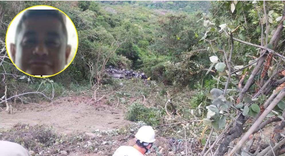 Identificaron al camionero fallecido en accidente en la vía entre Fusa y Melgar