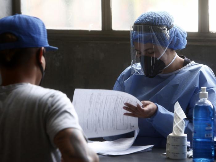 Catorce muertes y 300 nuevos contagios por Covid en las últimas horas en el Tolima