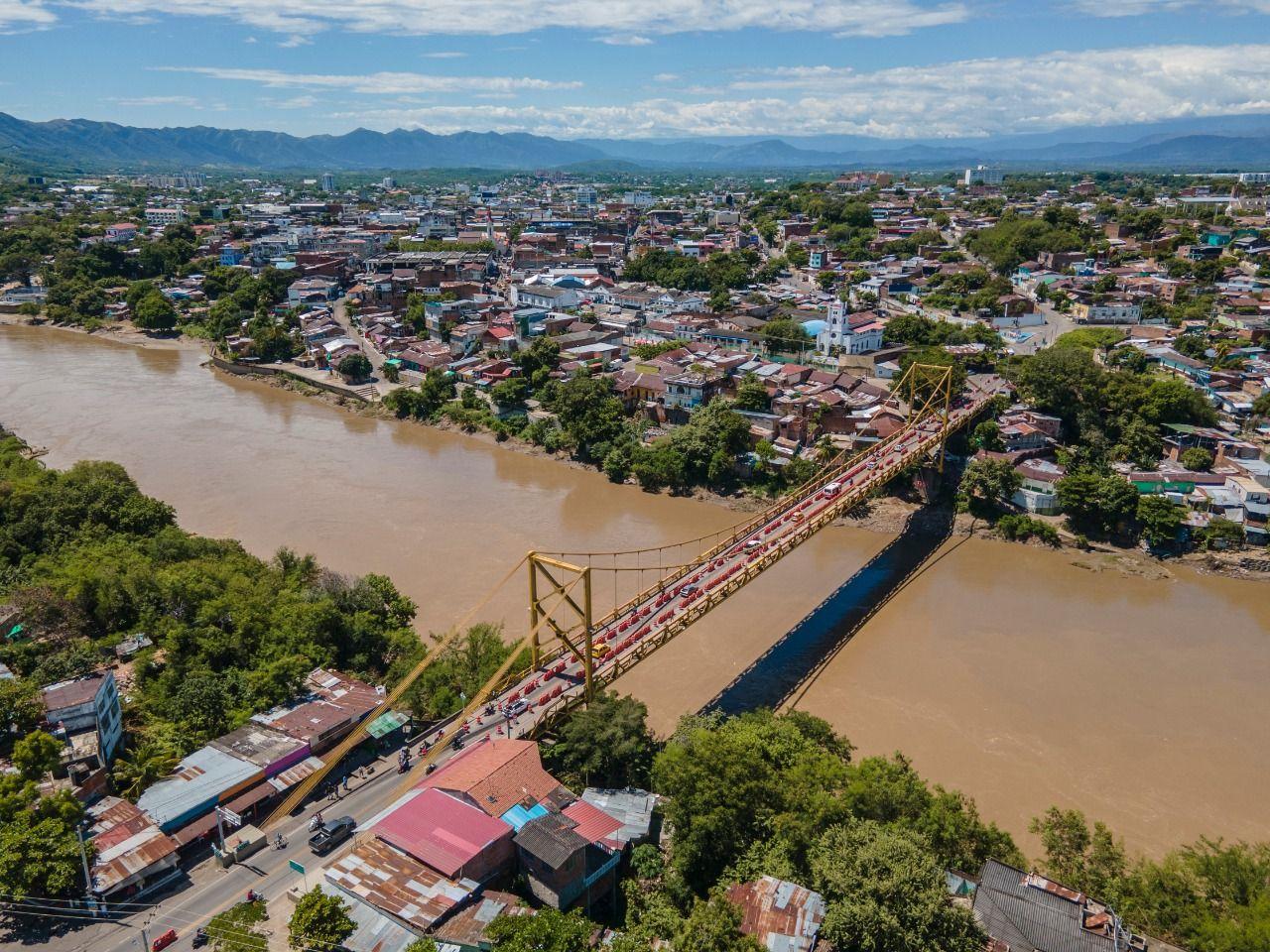 Recuerde: Hasta el 17 de agosto estará cerrado el puente que une a Flandes y Girardot