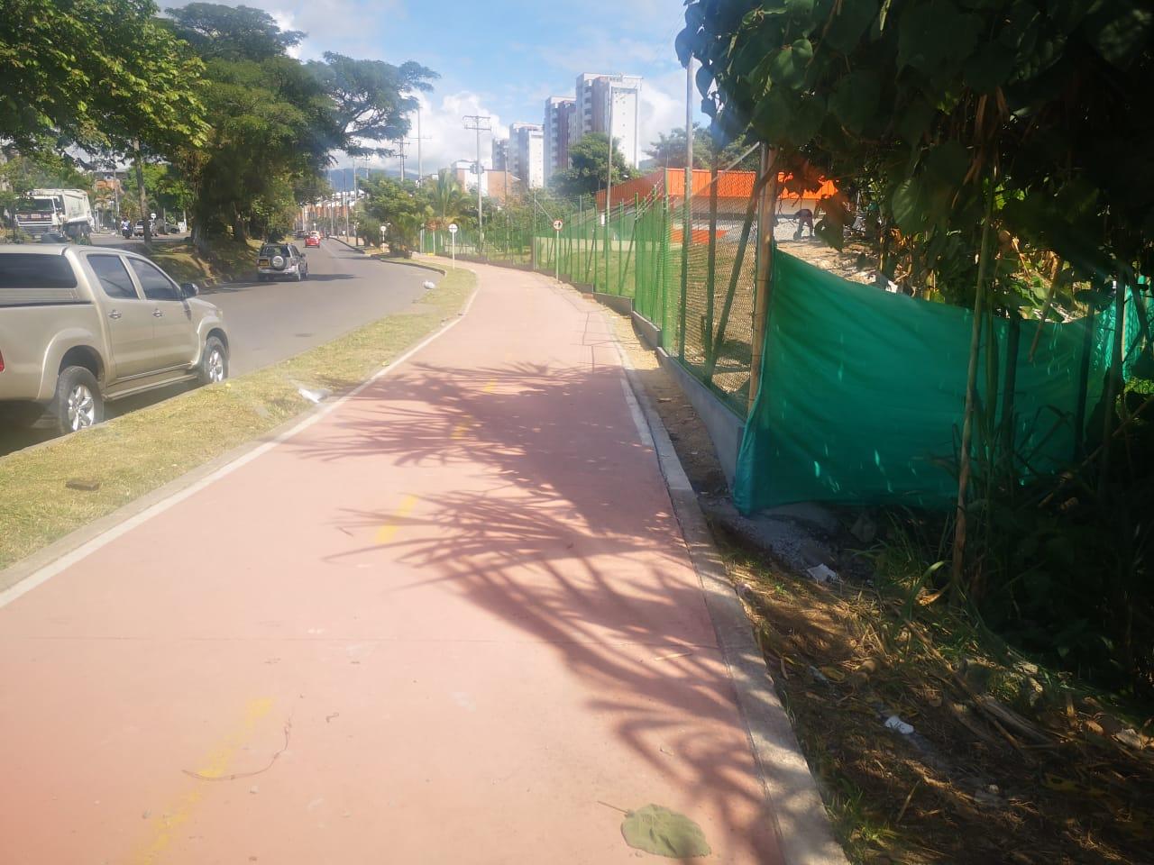 ¡Buenas noticias, avenida Ambalá tendrá nueva ciclorruta!