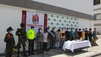 Golpe de 'Los Hidra' en los barrios San Isidro, Granada, Ricaurte y Mirador de Ibagué
