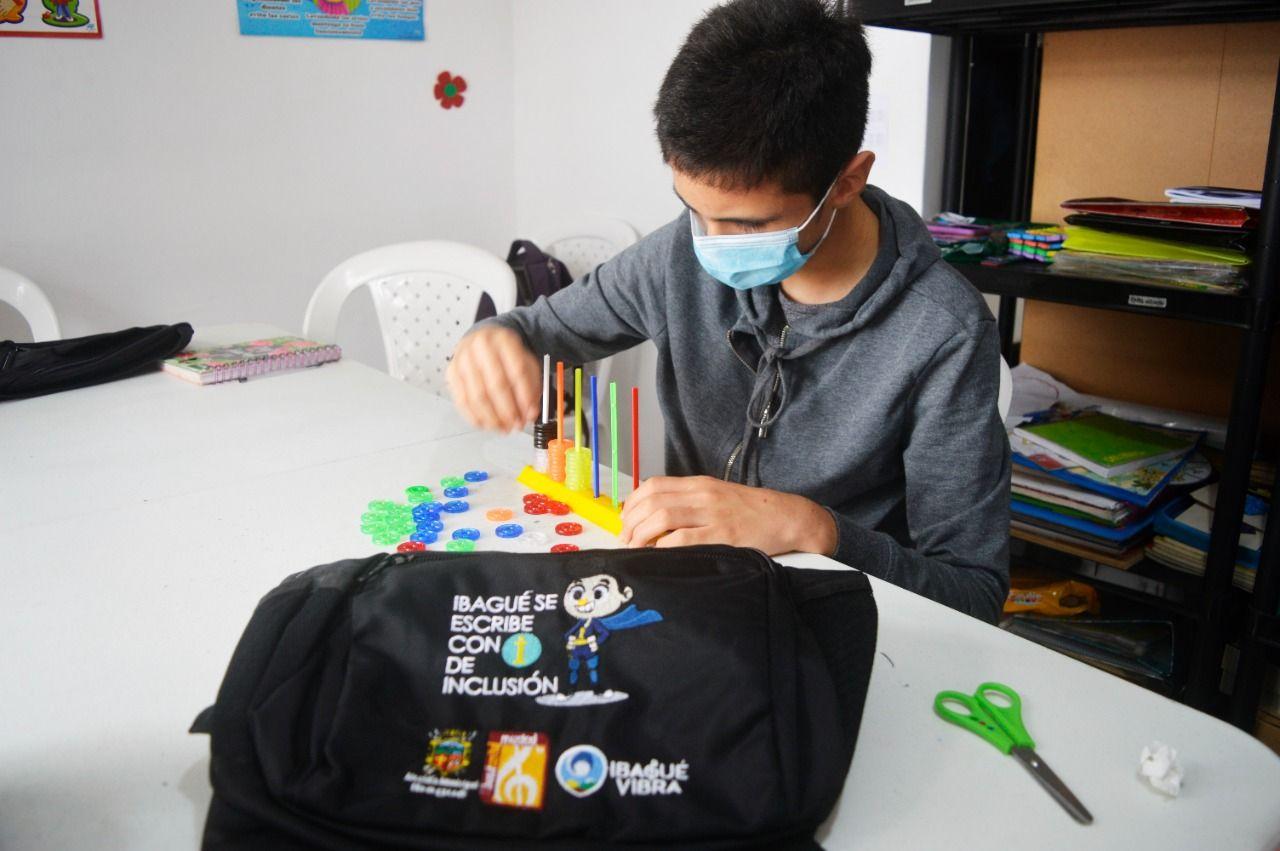Más de 60 menores con discapacidad recibirán atención integral por parte de la Alcaldía