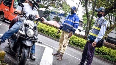 Balance: 39 vehículos inmovilizados y 57 comparendos en el 'Día sin Carro y sin Moto' en Ibagué