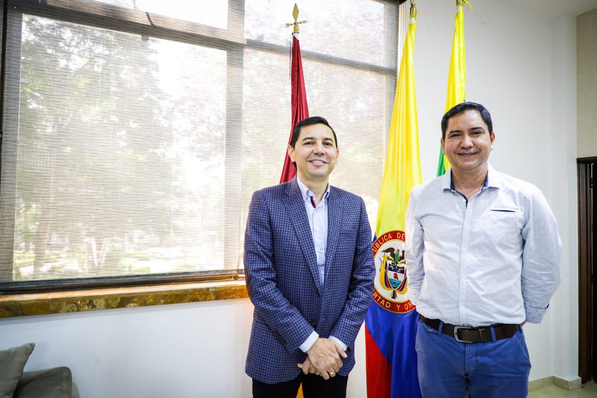 César Yáñez asume la gerencia del Sistema Estratégico de Transporte Público de Ibagué