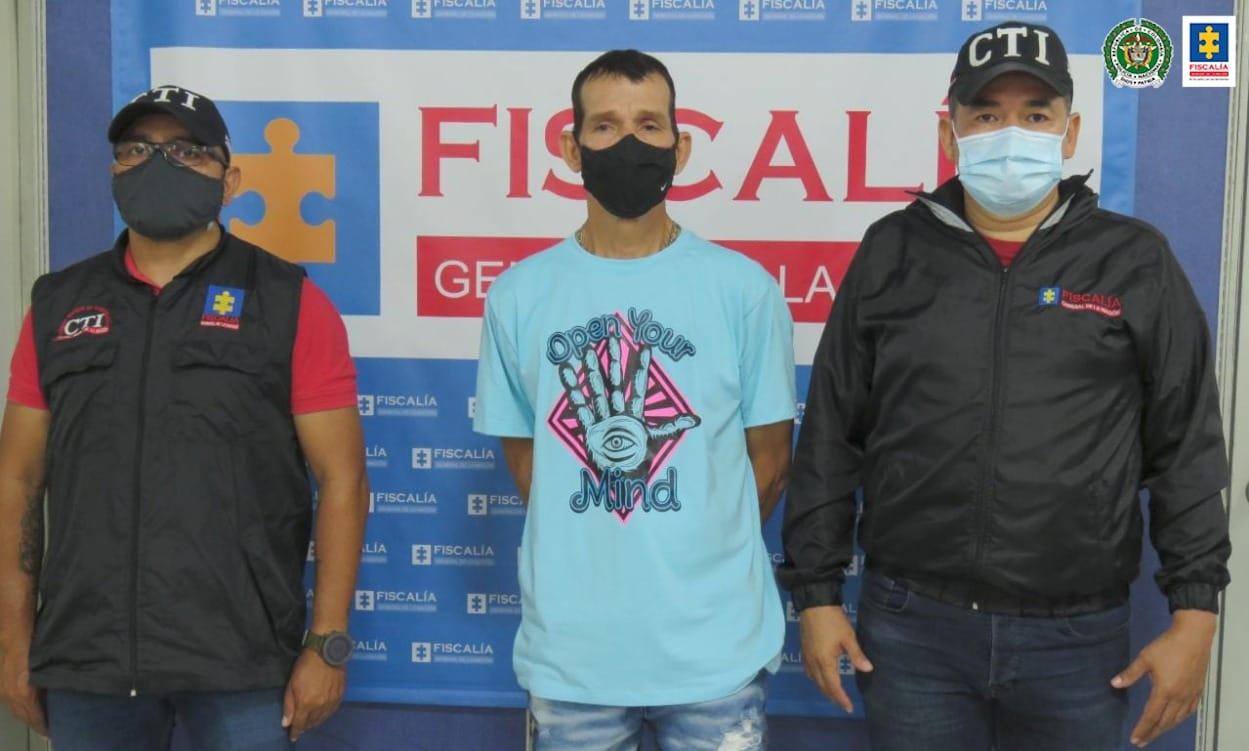 Envían a la cárcel a un hombre por su presunta participación en un homicidio en Espinal