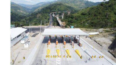 Inició el cobro en el paje de Coello Cocora, entre Ibagué y Cajamarca