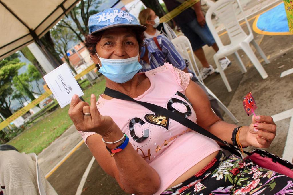 Este sábado habrá nueva jornada de vacunación contra el Covid-19 para habitantes de calle