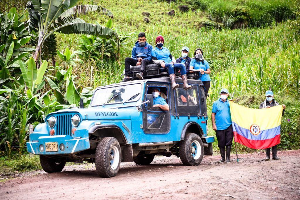 Alcaldía y Sena capacitaron a 127 emprendedores turísticos del sector rural de Ibagué