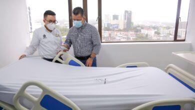 Obras de modernización de la Clínica El Limonar avanzan en un 60%